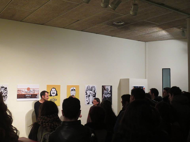 "Exposició i conferència: ""OuYeah: staying funky since 1999″"